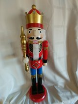 Nutcrackers in Fort Campbell, Kentucky