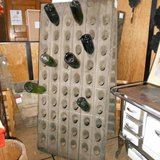 A Large Heavily Built Wine Bottle Holder      Article number: 040291 in Ramstein, Germany
