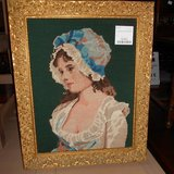 Very nice Hand-Made Embroidery Picture       Article number: 043148 in Ramstein, Germany