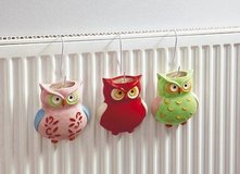 3 pc. Set of Owls, Humidifier for your Home in Ramstein, Germany
