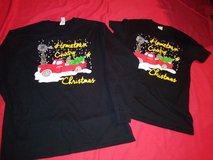 Christmas t-shirts in Spring, Texas