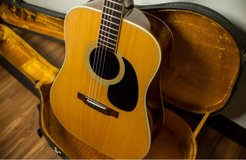 Morris W-25 Acoustic | 1972 | Vintage Hard Case in Okinawa, Japan