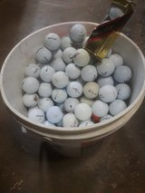 Golf balls in Fort Leonard Wood, Missouri