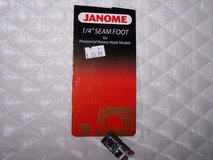 """Janome 1/4"""" Seam foot in Kingwood, Texas"""