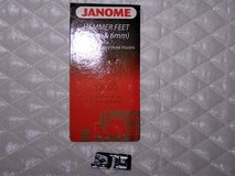 Janome Hemmer Foot  (4mm only) D2 in Kingwood, Texas