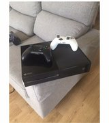 Xbox One 1Tb w/2 controllers and $15 Gift Card. Great condition, barley used! in Okinawa, Japan