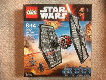 Lego 75101 First Order Special Forces TIE Fighter in Okinawa, Japan