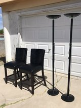 Torchiere Lamps 2 available w/LED bulbs in Alamogordo, New Mexico