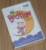 NEW The Baby Signs Program My Bedtime Signs DVD in Morris, Illinois