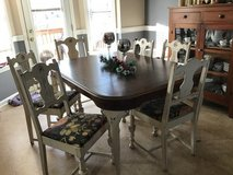 Dining Room table with leaf in Fort Campbell, Kentucky
