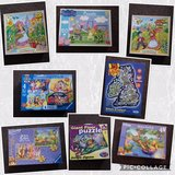 bundle of kids jigsaw puzzles in Lakenheath, UK