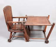 Highchair converts to play table in Spring, Texas