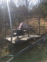 tri pod tree stand in Fort Leonard Wood, Missouri