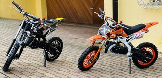 49cc Dirt Bikes for Kids / ages 5-9 in Stuttgart, GE