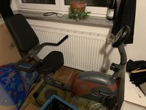 Recumbent Exercise Bike in Stuttgart, GE