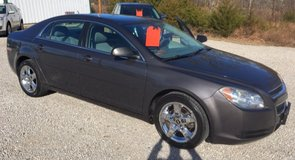 2010 Chevy Malibu LT in Fort Leonard Wood, Missouri