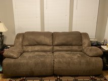 Ashley Reclining Sofa, Chaise Recliner, and coffe table in Richmond, Virginia