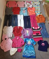4T Girls Winter Spring Clothes Lot A in Fort Campbell, Kentucky