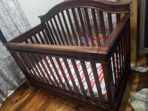 Europa Convertible Crib in Spring, Texas