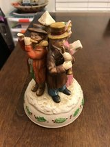 Christmas Carolers Musical Figurine in Naperville, Illinois