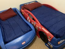 Car bed in Joliet, Illinois