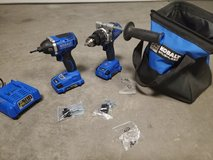 Kobalt impact driver and hammer drill combo in Alamogordo, New Mexico