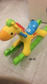 Kids Rocking  Horse in Fort Leonard Wood, Missouri