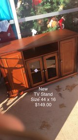 TV Stand (New) 44x16 in Fort Leonard Wood, Missouri