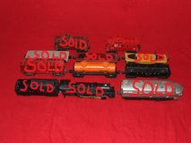 LIONEL O Scale Train Set Assortment Cars Cabooses & More in St. Charles, Illinois
