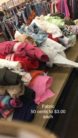 Lots of Fabric in Fort Leonard Wood, Missouri