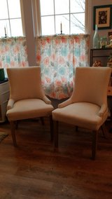 2 Upholstered Chairs in Joliet, Illinois