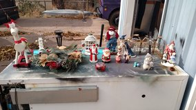 Christmas stuff in Alamogordo, New Mexico
