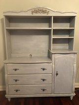 Baby Changing Table, Dresser and Hutch in Naperville, Illinois