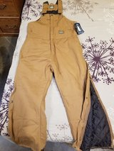 Brand new waterproof, insulated overalls L in Yucca Valley, California