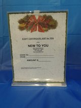 Gift Certificate in Camp Lejeune, North Carolina