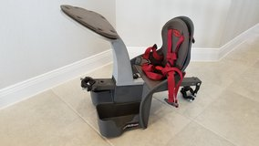 Child bike seat front mount carrier in Kingwood, Texas
