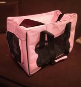Pet Carrier pink, like new in Ramstein, Germany
