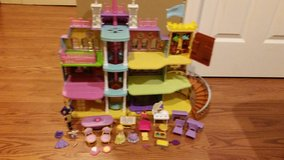 Disney's Sofia the First Royal Prep Academy Castle toy in Joliet, Illinois