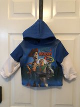 Toy Story Hoodie size 4T in Columbus, Georgia
