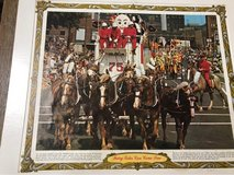 vintage circus picture set in Naperville, Illinois