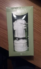 Department 56 Holiday Silhouettes St. Nick Ornament retired - 2002 NIB in Joliet, Illinois
