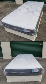 Twin Size Mattress (Sealy Posturepedic) in Spring, Texas