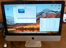 "Apple iMac 27"" aluminum 2009, C2D, 8GB RAM, 1TB HDD, MacOS X.13 in Fort Lewis, Washington"