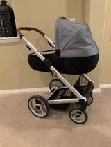 Mutsy iGo stroller/bassinet combo in Camp Pendleton, California