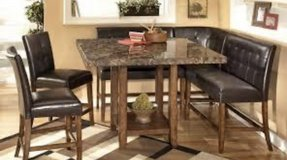 ashly mable top table dinning table set in Okinawa, Japan