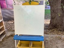 Easel w/Whiteboaed on Wheels, Plus... in Converse, Texas