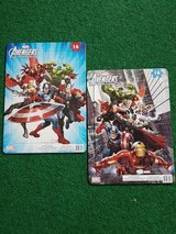 Avengers puzzles in Ramstein, Germany