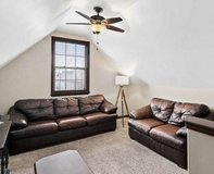 ASHLEY FURNITURE Leather Living Room Set in Fort Campbell, Kentucky