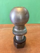 "Draw Tite Trailer Hitch Ball 2"",1 "" Shank Zinc Finish in Kingwood, Texas"