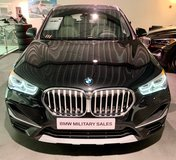 BMW Euler Promotion - 2020 BMW X1 xDrive 28i in Sapphire Black in Wiesbaden, GE